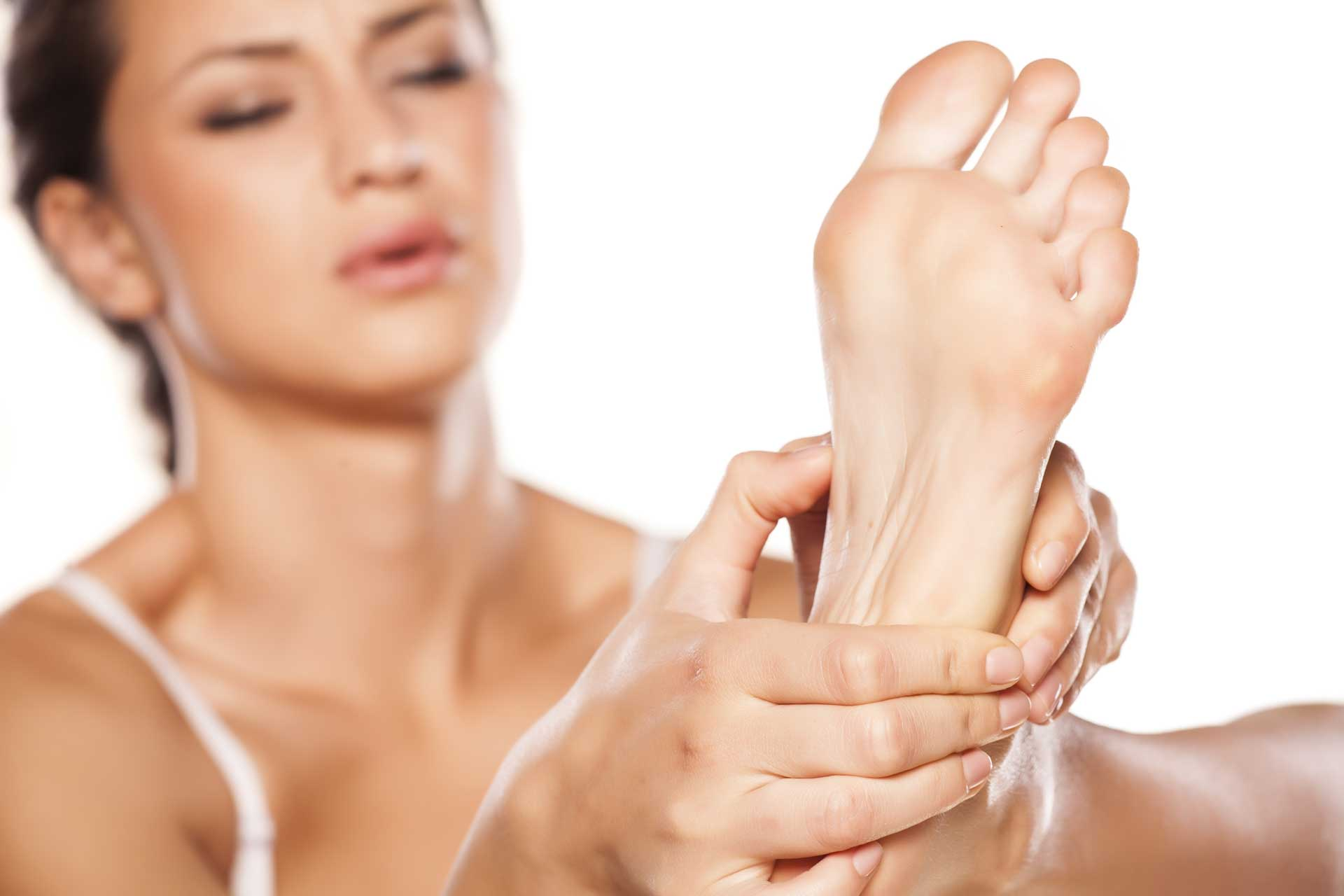 Foot Pain – two possible causes!