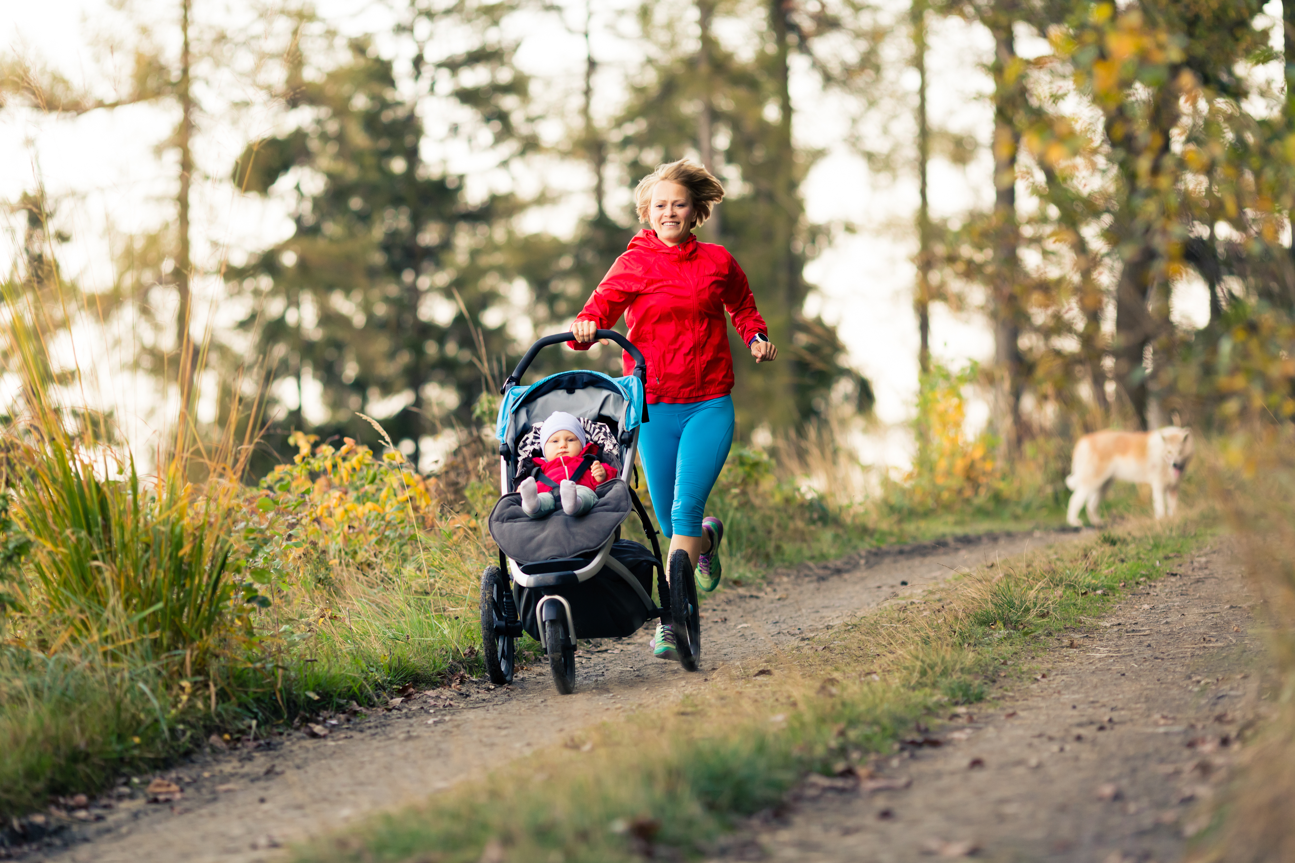Getting back to running after having a baby